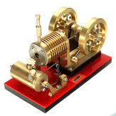 SaiHu SH-02 Stirling Engine Model Educatief Discovery Toy Kits