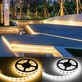 LED Strip Light SMD2835 Waterproof 6V Motion Sensor Power 60LEDs/m White