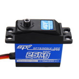 SPT Servo SPT5325LV-320 25KG Digital Servo Dual Bearing 320° Large Torque Metal Gear For RC Robot