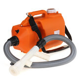 7L 1600W 220V Portable Electric ULV Fogger Sprayer for Community Office Industrial Disinfection Sterilization