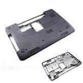 Cubierta inferior de la base negra Caso con HDMI 005T5 para la computadora portátil de la serie Dell Inspiron 15R N5110