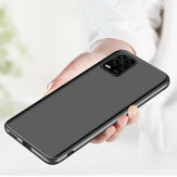 Bakeey Pure Silky Smooth Shockproof Ultra-thin Soft TPU Protective Case Back Cover for Xiaomi Mi 10 Lite Non-original