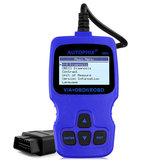 Autophix V007 Car Diagnostic Scanner Tool Motoryzacyjne czytniki kodów Narzędzia skanujące OBD2 dla Audi