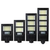 374/748/1122/1496 LED Солнечная PIR Motion Power Panel Лампа На открытом воздухе Street Wall Induction Лампа Свет