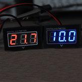 DC2.5-30V LCD Display Digital Voltage Meter Waterproof Dustproof 0.56 Inch LED Digital Tube