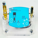 110-220V Needle Free Penetration Iontophoresis Cytokine Repair Dialyzer Machine Facial Care Tools