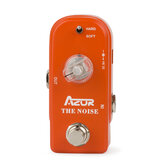 AZOR AP-307 The Noise Guitar Effect Pedal AZOR Mini Pedal Effects True Bypass The Noise Guitar Accessories Pedal Guitar Parts