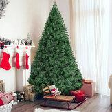 2020 Decoração de Natal Árvore de Natal Pequena Grande Árvore de Natal Artificial Decorações de Natal para Home Village Ano Novo