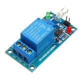 Photodiode Sensor 5V Relé Photoswitch Module Detecção de luz fotoelétrica Geekcreit para Arduino - produtos que funcionam com placas oficiais Arduino