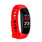 KALOAD U8 Plus Moniteur de pression artérielle de fréquence cardiaque imperméable à l'eau Smart Sports Wristband