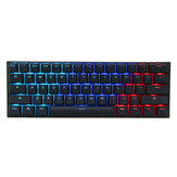 [Gateron Switch]Anne Pro 2 61 Keys Mechanical Gaming Keyboard 60% NKRO bluetooth 4.0 Type-C RGB Keyboard