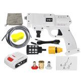 12V allume-cigare Plug 120W Pistolets de lavage de voiture à haute pression Laveuse de voiture puissante
