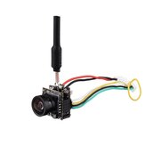 Eachine TX06 700TVL FOV 120 degrés 5.8Ghz 48CH Smart Audio Support de caméra FPV Mini Pitmode AIO Transmetteur Pour Drone RC Tiny Whoop