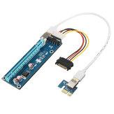 0.6m USB 3.0 PCI-E 1x a 16x scheda grafica adattatore per schede cavo esteso