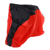 Impermeable al aire libre Anti UV Rain Dust Bicycle Mountain Bike Garage Cover y Bolsa