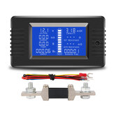 PZEM-015 Battery Tester DC Voltage Current Power Capacity Internal And External Resistance Residual Electricity Meter With 200A Shunt