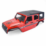 RC Car Crawler ABS Body Shell Cover Voor 1/10 Axiale Scx10 Scx10-ll 90046 90047 Voertuigonderdelen