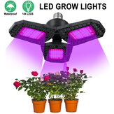 144 LED Grow Lights Panel Full Spectrum E27 LED Plant Growth Greenhouse Lamp