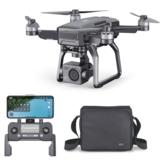 SJRC F7 4K PRO 5G WIFI 3KM FPV GPS avec caméra 4K HD Cardan mécanique à 3 axes 25 minutes de temps de vol Flux optique Drone RC sans brosse Quadricoptère RTF
