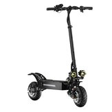 BOYUEDA 18.2AH 52V 3200W Dual Motor Oil Brake Folding Electric Scooter 65km/h Top Speed 60-70km Mileage Range Max Load 300kg