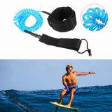 IPRee® 10 футов 7 мм Скрученная доска для серфинга для серфинга Подставка для верховой езды Платформа для весла Веревка