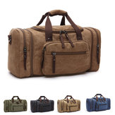 Men Women Canvas Luggage Duffle Bag Gym Handbag Outdoor Sports Travel Fitness Tote Bags