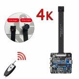 4K HD DIY Minis Kamera Wifi Netzwerk Webcam IP P2P Kamera Drahtloses Cam Modul Bewegungsaktivierter DV Camcorder Kleine Nachtsicht