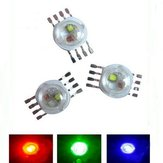 5pcs 3W RGB RGBW ad alta 8pin Power LED Diodi Blub fai da te Chip Luce DC2.2-3.4V