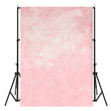 5x7ft Rosa Romantic Theme Fotografia Backdrop vinil fundo para Studio 1.5x2.1m