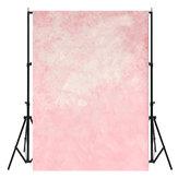 5x7ft rózsaszín romantikus témájú fényképészeti vinil háttér háttér a stúdióhoz 1,5x2,1m
