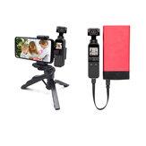 Plastikowy statyw z kablem do transmisji danych Zestaw akcesoriów do ręcznej kamery gimbalowej DJI Pocket 2