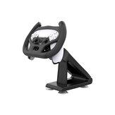 KJH-P5-013 PS5 Racing Game Handle Controller Bracket Steering Wheel PS5 Handle Steering Wheel Seat Frame
