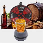 Spinner Spin The Shot Turntable Glas Alkohol Spiel Roulette Brettspiel Spielzeug Party