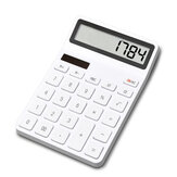 LEMO Desktop Calculator Photoelectric Dual Drive 12 Number Display Automatic Shutdown Calculator For Office Finance From Xiaomi Youpin