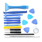 Bakeey™ Universal 18 in 1 Phone Opening Pry Screwdrivers Sets Repair Tool Kit for iPhone Samsung