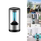 IPRee® 3.7V 2.5W sterilisatie UV Lamp ozon dubbele desinfectie Oplaadbare 5m² Bactrial sterilisatie bureaulamp