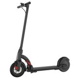 NEXTDRIVE N-4A 36V 7.8Ah 350W 8.5inch Black Folding Electric Scooter 26km/h Top Speed 30km Mileage Range Double Brake System Waterproof Scooter Max Load 100kg Black