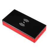 Wireless Charging Car Jump Starter 20000mAh 12V 600A Portable Power Bank Emergency Battery Booster Charger