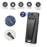 Câmera Z8 Mini HD 1080P Câmera de visão noturna de clipe traseiro Câmera micro USB Câmera pequena
