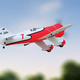 Dynam Gee Bee Y 1270mm Envergadura EPO 3D Aerobatic RC Avião PNP