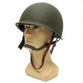 CS USA Military Steel M1 Tactical Helmet Motorcycle Army Equipment