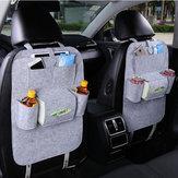 Honana HN-X2 Авто Назад Seat Органайзер 7 Цвета Подвесной держатель Авто Хранение Сумка Аксессуары для путешествия