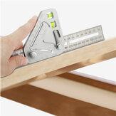 350MM Multifunktions-Holzbearbeitungsdreieck Lineal Winkellineal Revolutionäres Tischlerwerkzeug Messwerkzeug