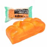 Kiibru Squishy Colossal Bread Licensed Super Slow Rising 20*8.5*9cm Creative Fun Christmas Gift