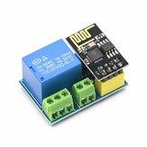 Μονάδα ρελέ WiFi με διακόπτη τηλεχειριστηρίου ρελέ ενότητας ESP8266 ESP-01S WIFI 5V χρονόμετρο ρελέ WiFi