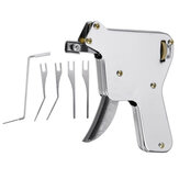 Ferramentas de serralheiro Lock Pick Tool Set com 5pcs Torsion Tools for Locksmith Practice