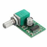 3pcs PAM8403 2 Canais USB Power Audio Amplificador Módulo Board 3Wx2 Controle de Volume