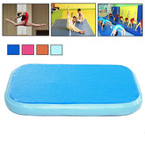 39.37x23.62x7.87inch Airtrack Inflatable Gymnastics Mat Home Training Protective Air Tumbling Track Roller Yoga Mats