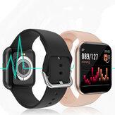 Bakeey Z2 1.54 'Lebih Besar Layar Multi Dial Switch Gelang 24 Jam Denyut Jantung Monitor Tekanan Darah Wanita Menstruasi Tracker Smart Watch
