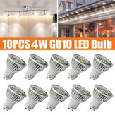 10PCS 4W GU10 5630SMD LED Lampe Cool White Spotlight Beleuchtung Dekoration AC220V